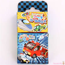 100 Cool Truck Stickers Cool Glitter Car Vehicle Truck Sticker Box For Boys By QLia