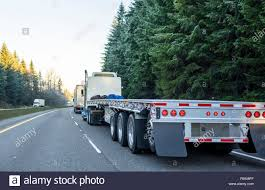100 Weight Of A Semi Truck Big Rig Long Haul Powerful Semi Truck With Empty Light Weight