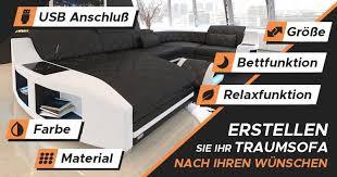 ein sofa selbst zusammenstellen bzw konfigurieren