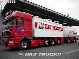 100 Trailer Trucks For Sale DAF XF105510 SSC 8X2 LiftLenkachse Tank Trucks For Sale Tanker