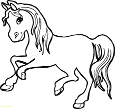 Best Horse Color Pages With Running Coloring