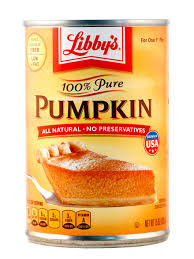 Libbys 100 Pure Pumpkin Nutritional Info by Pumpkin Puree 425g Unsweetened Libby U0027s Healthysupplies Co Uk