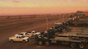 Moving The Saskatchewan Oil Patch | Fast Trucking Service