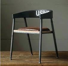 bureau loft industriel chaise de bureau style industriel chaise type industriel loft pays