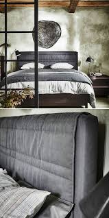 Ikea Headboard And Frame by 123 Best Bedroom Ideas U0026 Inspiration Images On Pinterest Bedroom