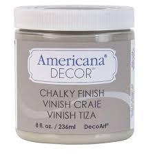 DecoArt Americana Decor 8 oz Primitive Chalky Finish ADC26 95