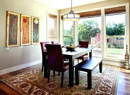 Dining Room Windows Eclectic With Contemporary Designs Formal Bay