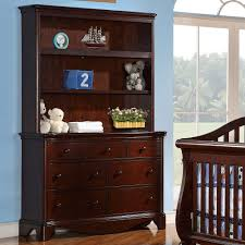 Babies R Us Dresser With Hutch by Creations Coco Bay Double Dresser Hutch In Espresso