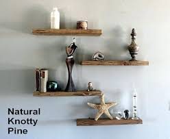 Wood Floating Shelves Any Length Reclaimed Shelf Wall Rustic