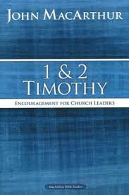 1 And 2 Timothy Encouragement For Church Leaders