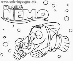 Images De Finding Nemo Coloring Pages Sketch Coloring Page