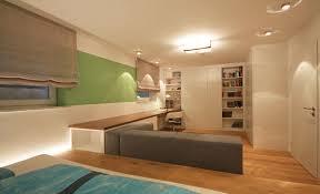 jugendzimmer mit schlafpodest innenarchitekt in münchen