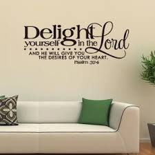 Bible Verse Quote Wall Stickers For Bedrooms