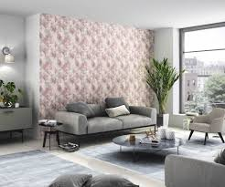 7 411508 hyde park rasch muster tapete rosa grau wohnzimmer