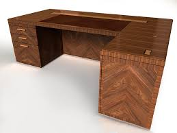 Reclaimed Wood Desk Top Office Furniture Modern Custom Custom Wood Office Furniture Exquisite Custom L Shaped Desk Wood