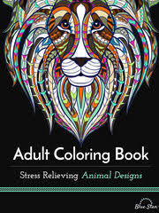 Win A Bundle Of Stress Relief Coloring Books 10 25
