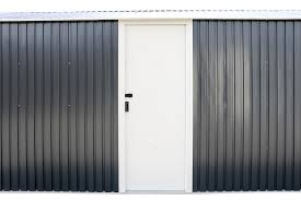 Metal Storage Shed Doors by 55161 55131 Duramax Imperial Storage Buildings 12x26 Metal Garage