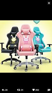 D.Va Game Chairs! | Gamers Life ♡ | Gamer Chair, Gaming Room Setup ... Office Gaming Chair Racing Recliner Bucket Seat Computer Desk Licensed Marvel Stool With Wheel Spiderman Neo Viv Rae Bean Bag Floor Game Reviews Wayfair Iron Man Level Up Ottoman Review Youtube Pin By Stephanie On Bedroom Ideas Pinterest Wooden Ding Chairs With Ftstool And Light Recpro Charles Rv Storage Amazoncom Cohesion Xp 112 Wireless Lane Fniture