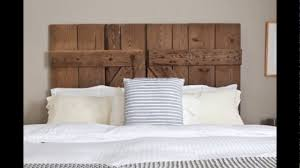 Barn Door Headboard - YouTube Ideas Door Headboard Ipirations Old Find Out Reclaimed Barn In Here The Home Design 25 Bedrooms That Showcase The Beauty Of Sliding Doors Best Door Headboards Ideas On Pinterest Board Bedroom Barnwood Beds For Sale Used Queen Headboards Farmhouse Bed Mor Fniture For Less Tour This Playful And Functional Barnstyle Kids Room Hgtvs Diy Hdware New Make Modern Style Before After Installation Decorating Lonny Wallbed Wallbeds N More Rustic Woodworks Buy A Custom Made Shabby Chic Made To Order From