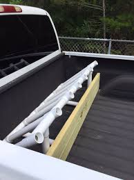 PVC Pipe Fishing Rod Holder. Just Built This To Hold My Surf Rods ... Rod Rack For Tacoma Rails The Hull Truth Boating And Fishing Forum Corpusfishingcom View Topic Truck Tool Box With Rod Holder Just Made A Rack The Bed World Building Bed Holder Youtube Bloodydecks Roof Brackets With Custom Tundratalknet Toyota Tundra Discussion Ive Been Thking About Fabricating Simple My Truck Diy Rail Page 3 New Jersey Surftalk Antique Metal Frame Kits Tips For Buying Best 2015 Ford F150 Xlt 2x4
