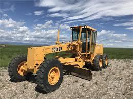 100 Bouma Truck Sales RentalYardcom 1993 DEERE 770BH For Rent