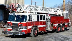 100 Pierce Fire Trucks For Sale 1993 105 Aerial Quint Command Apparatus