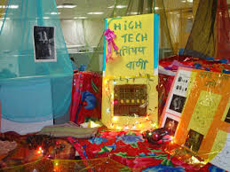 Cubicle Decoration Themes In Office For Diwali by Just To Get Started