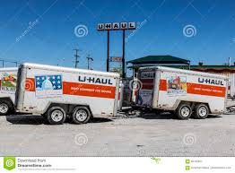 Kokomo - Circa May 2017: U-Haul Moving Truck Rental Location. U-Haul ...