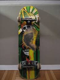 100 Skateboard Truck Sizes Ing Is My Lifetime Sport Deck Review Creature Stu Graham