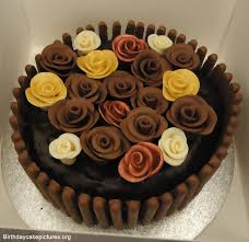 Happy Birthday Wishes Flowers And Cakes 5 The Art Mad