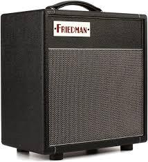 Best 1x10 Guitar Cabinet by Friedman Dirty Shirley Mini Combo 20 Watt 1x10