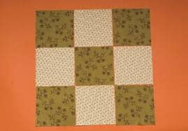 Nine Patch Lesson 1 Basic Piecing with Charms Quilting Tutorial