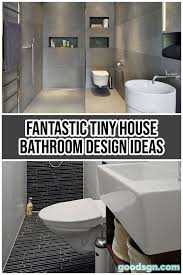 20 Fantastic Tiny House Bathroom Design Ideas For Best Inspiration ... Mdblowing Pretty Small Bathrooms Bathroom With Tub Remodel Ideas Design To Modify Your Tiny Space Allegra Designs 13 Domino Bold For Decor How To Make A Look Bigger Tips And Great For 4622 In Solutions Realestatecomau Try A That Pops Real Simple Interesting 10 House Roomy Room Sumptuous Restroom Shower Makeover Very Youtube