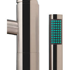Delta Floor Mount Tub Filler Brushed Nickel by Bathroom Product Reviews Bright Bathroom