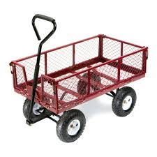 Tractor Supply Gun Safe Winchester by Groundwork Garden Utility Cart 800 Lb Capacity Tractor Supply