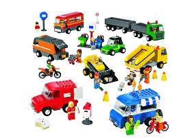 100 Trucks And Cars Amazoncom LEGO Education Vehicles Set Motorcycles And