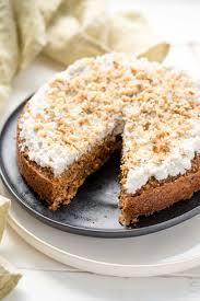 karottenkuchen glutenfrei zuckerfrei