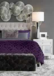 deko ideen schlafzimmer grauer hocker dekorationen lapme