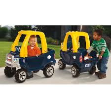 Little Tikes Cozy Truck Children Kid Garden Outdoor Push Ride-on Toy ...