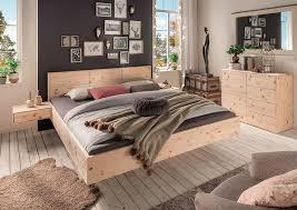 zirbenholzmöbel für ihr schlafzimmer scan