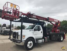 100 Bucket Trucks For Sale By Owner Elliott G35 Telescopic Truck Aerial Platforms