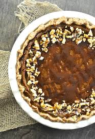 Mcdonalds Pumpkin Pie by Vegan Pumpkin Pie With Caramel Sauce A Virtual Vegan