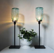 Table Lamps Target Black by How To Create Mason Jar Lighting Fixtures Homesfeed