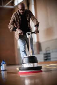 Hardwood Floor Buffing Machine by Vintage Hoover Shampoo Floor Scrubber Polisher Buffer Blue Parts