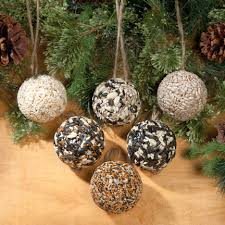 Christmas Tree Seed Ball Ornaments 6 Pack