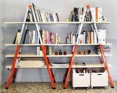25 awesome diy ideas for bookshelves ladder bookshelf books and