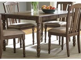 Liberty Furniture Rectangular Leg Table