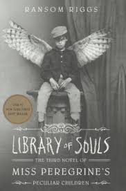 Library Of Souls Turtleback School Binding Edition By