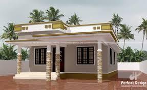 100 Home Designed Simple Contemporary Home Design Kerala Design