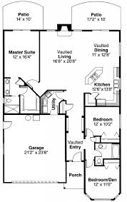 American Foursquare Floor Plans Modern by Floor Plan Bungalow Houses Floor Plans With Patio And Garage